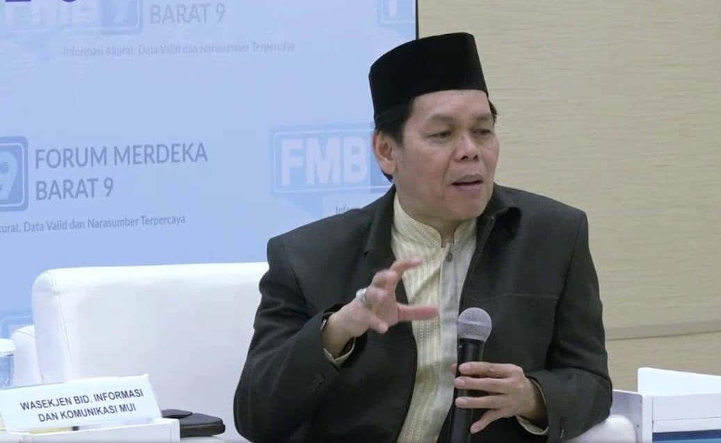 Densus Geledah Ponpes, MUI: Jangan Kaitkan Terorisme dengan Agama!