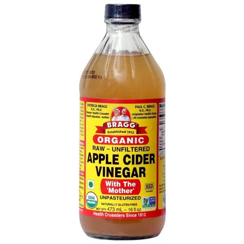 Bragg Organic Raw Apple Cider Vinegar