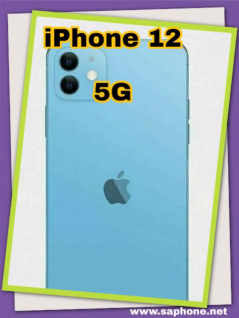 Caractéristiques et  fonctionnalités de nouveau iPhone 12 d'Apple