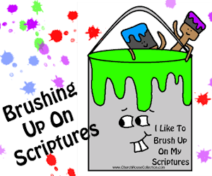 Brushing Up On Scriptures Crafts For Kids