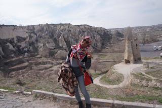 Travelog Turkey Hot Air Balloon Cappadocia Goreme