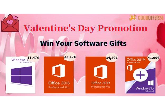 Προσφορές σε Microsoft Office και Windows 10