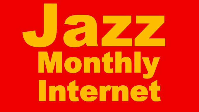 Jazz Monthly Internet Packages - Price & Details