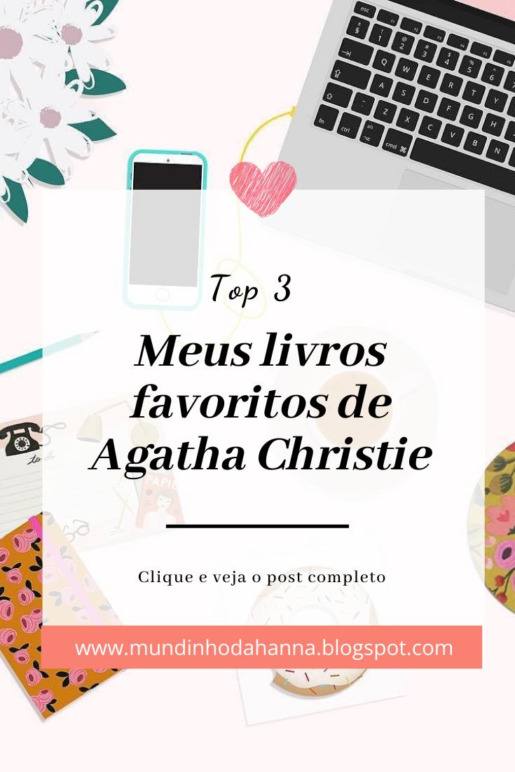 Meus livros favoritos de Agatha Christie