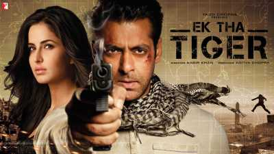 Ek Tha Tiger 2012 Hindi Full Movie Download 400MB - 300mb
