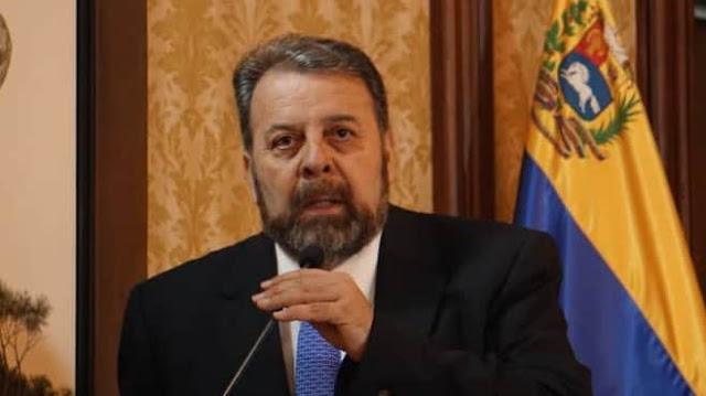 """Diputado opositor Timoteo Zambrano: """"Condenamos el bloqueo de EE UU y esperamos que levanten las sanciones"""""""