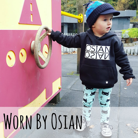 Worn by Osian #23