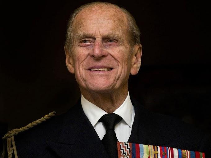 Realeza Britânica: Morre marido da Rainha Elizabeth 2ª, Príncipe Philip aos 99 anos