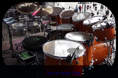 Billy Cobham Oak Drum Torino Jazz Festival