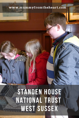 Standen House pin