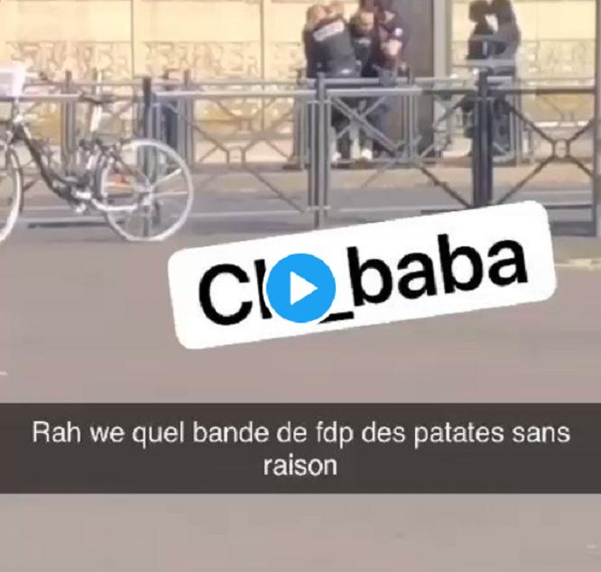 VIDÉO - Val-de-Marne (94) : Un Tunisien refuse de porter un masque et mord un policier
