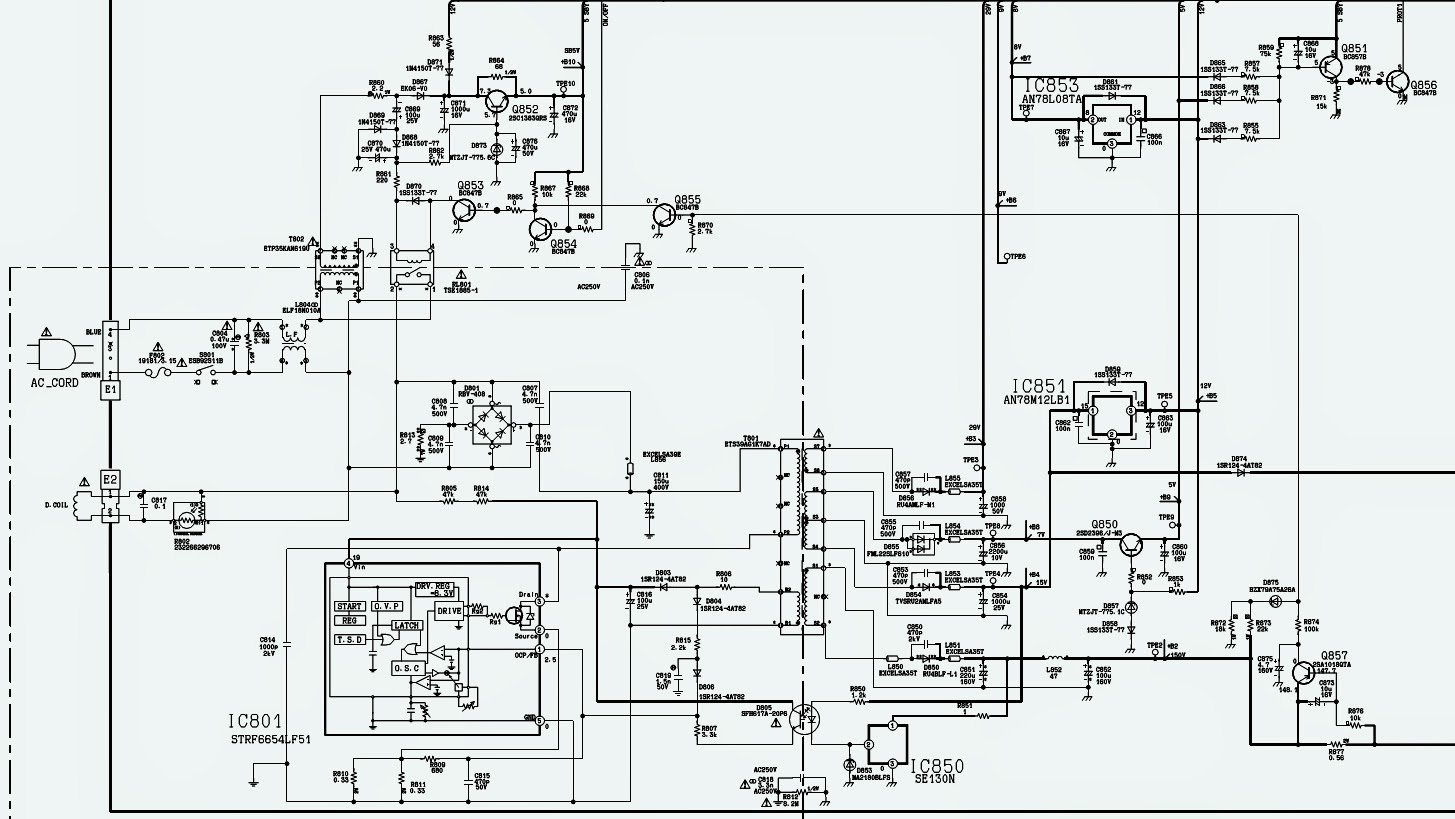 Panasonic Tx 28md4