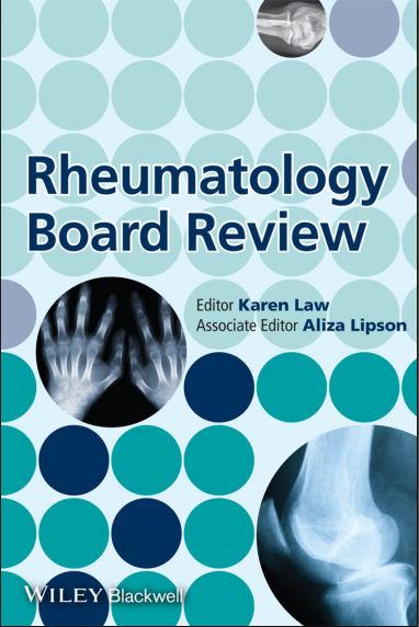Rheumatology Board Review [PDF]- Law, Karen, Lipson, Aliza