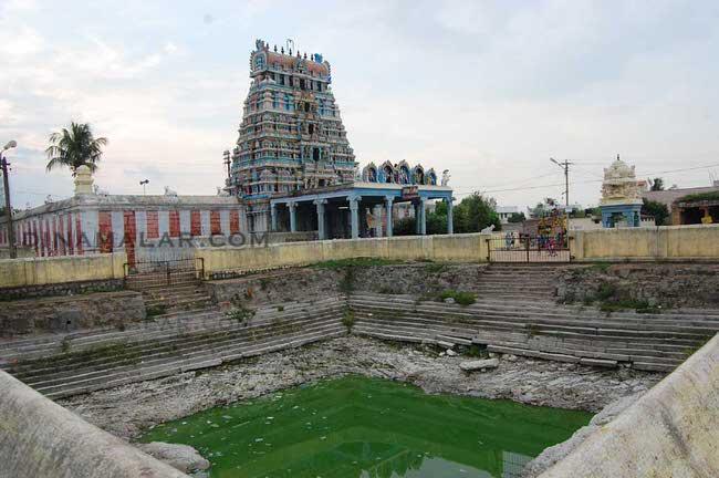Sri Arthanareeswarar Temple, Rishivandiyam