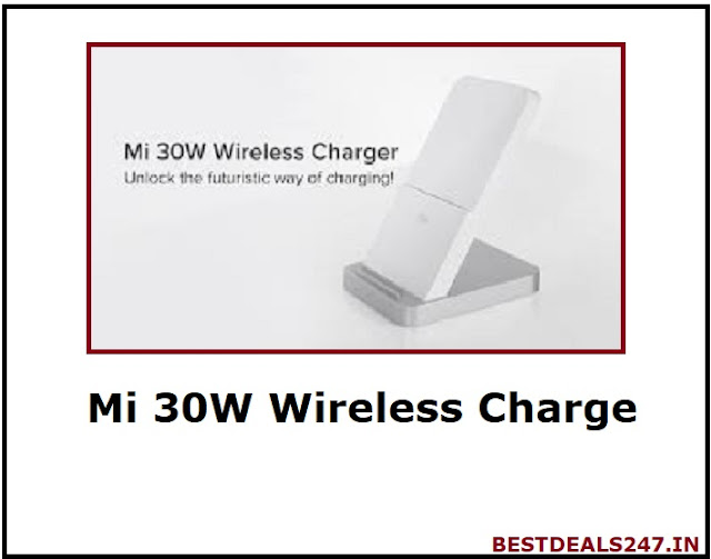 Mi 30W Wireless Charger Launched