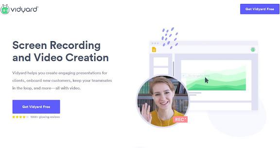 Vidyard - Best Screen Recorder & Video Creator