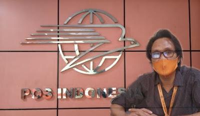 Kepala Kantor Pos Bantaeng
