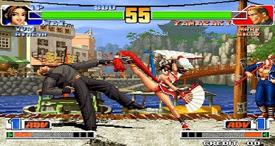 Download The King Of Fighters Collection PC