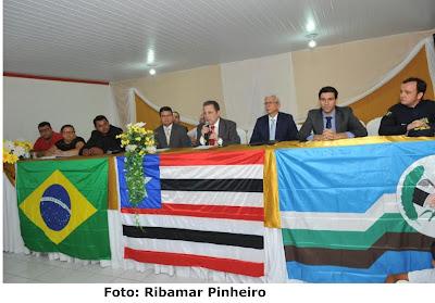 """Campanha """"Maranhão na Prevenção às Drogas"""" é lançada em Bom Jardim"""