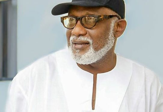BREAKING NEWS: I'm Ready For Any Form Of Primary – Akeredolu