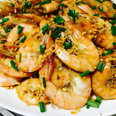 How To Cook Garlic Butter Shrimp