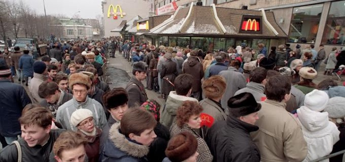 Бутерброд, добивший СССР
