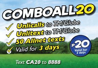 TM COMBO ALL 20