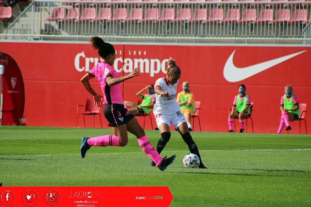 Fotos Sevilla FC Femenino - Sporting de Huelva