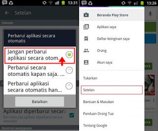 Cara Menghentikan Update Otomatis Aplikasi Android Terbaru