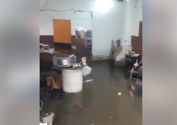 ¡Perdió TODO! Un joven papá pide ayuda tras inundarse su casa en La Ribera