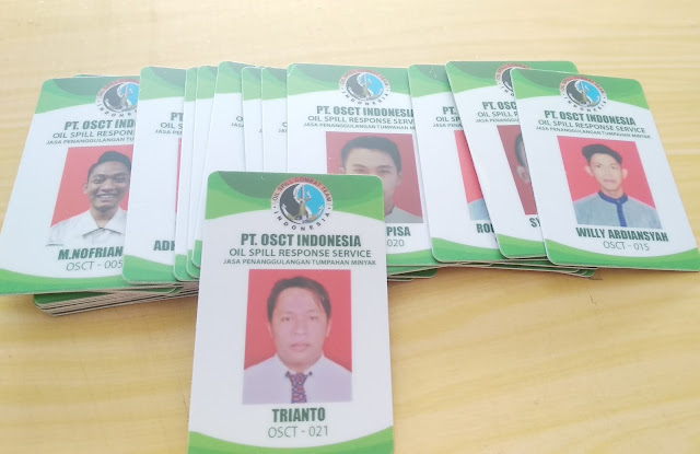 Id Card Karyawan OSCT