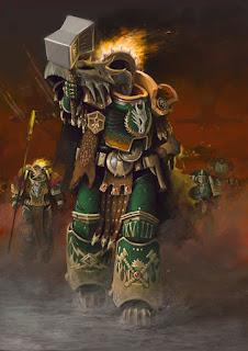 """Reseña de """"The Horus Heresy vol. 32 - Fuego Letal"""" de Nick Kyme - Timun Mas"""