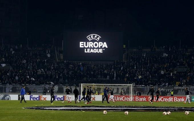 Partizan može i u prvi šešir pred žreb za 1/16 finala Lige Evrope!