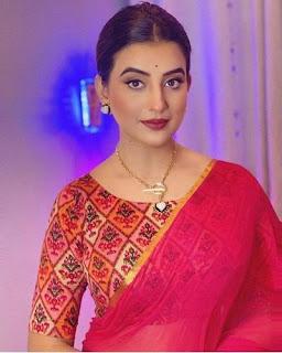 akshara singh saree photo