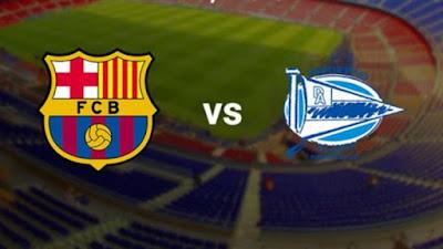 مشاهدة مباراة برشلونة وديبورتيفو الافيس بث مباشر 19-7-2020 في الدوري الاسباني