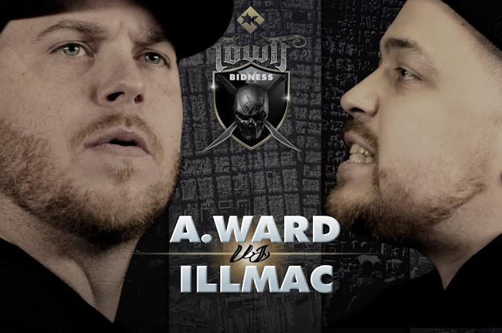 KOTD Presents: A. Ward vs Illmac