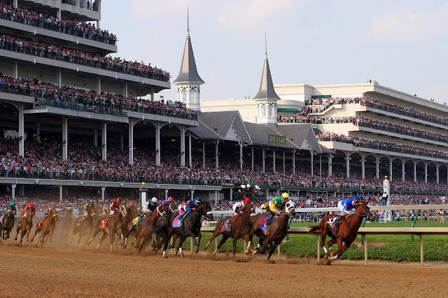Kentucky Derby Legend Horse Race Louisville USA HD Desktop ...