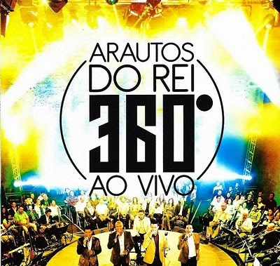 KIT DE ENSAIO ARAUTOS DO REI 360