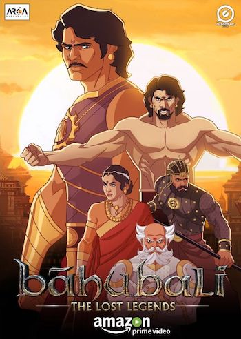 Baahubali The Lost Legends Ep 03 The Royal Visit Part 2 2017 Full Episode Download