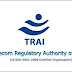 Principal Advisor at TELECOM REGULATORY AUTHORITY OF INDIA - last date 15/11/2019