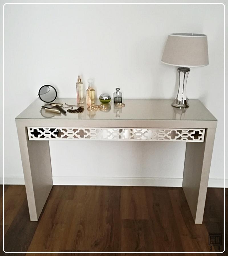 jak przerobić toaletkę IKEA