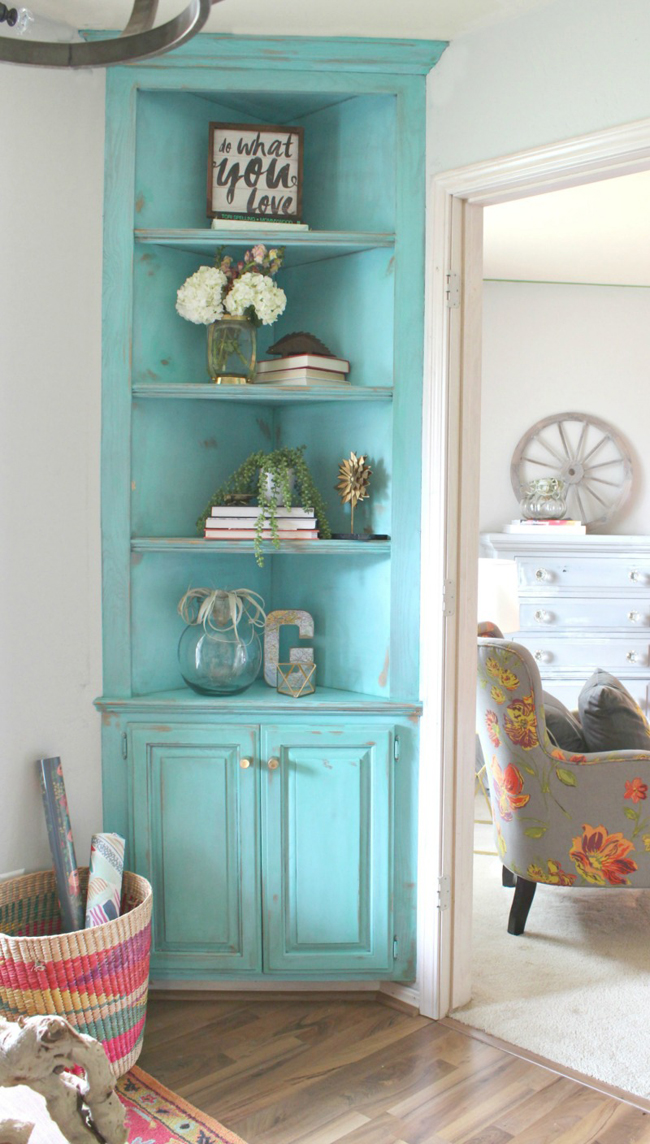 Living Room Corner Furniture Designs: 25 Ways To Decorate Little Corners