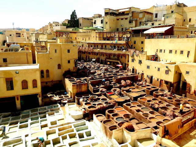 Viajar a Marruecos. Qué ver y qué hacer, dónde dormir, comer y cómo moverse barato.
