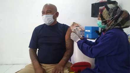 Vaksinasi Covid-19 di Kota Payakumbuh