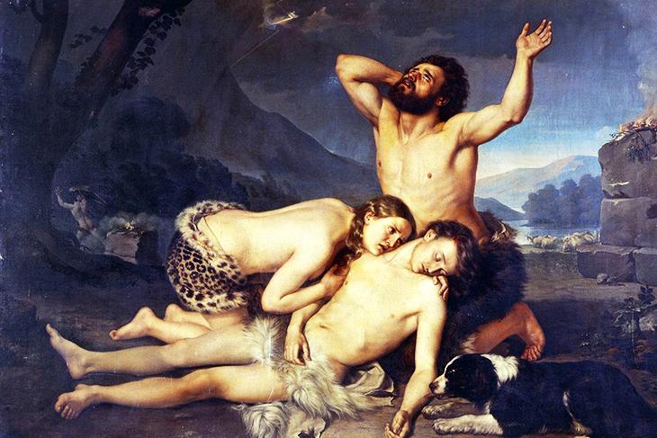 A, din, yahudilik, Yahudi mitolojisi, Yahudiliğin Hristiyanlığı etkileyişi, Yahudiliğin temelleri, Marduk'un evreni yaratışı, Eski Ahit, Cain ve Abel, Haggadah, Tanah, mitoloji, Midraş, Yaratılış,