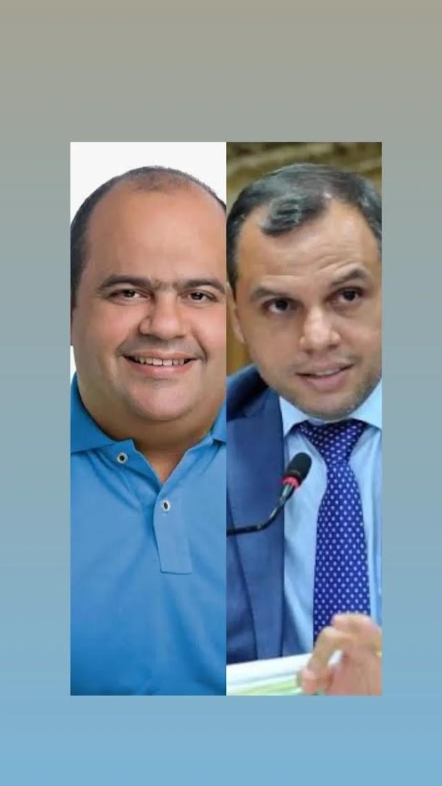 Aldo e Hermes cotados para a liderança do governo