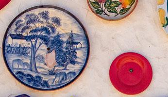Plates, dishware, tableware
