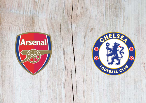 Arsenal vs Chelsea -Highlights 01 August 2020
