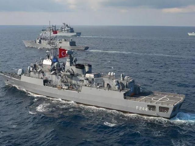 Η Τουρκία ασκεί την διπλωματία των κανονιοφόρων