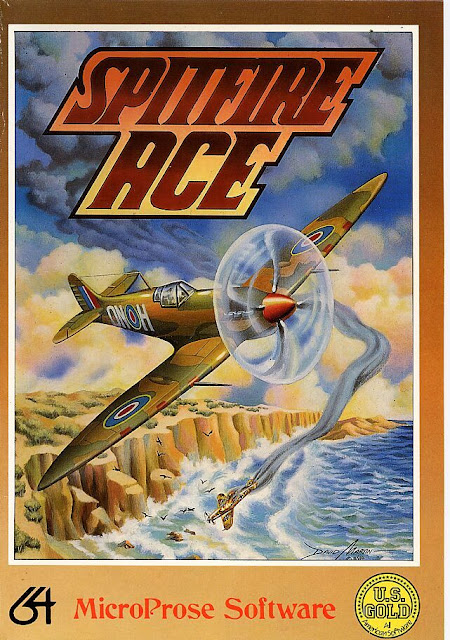 SPITFIRE ACE 1982: Official Game Direct Free Download